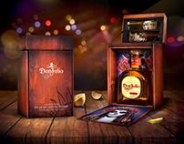 Don Julio Dia de los Muertos-Packaging