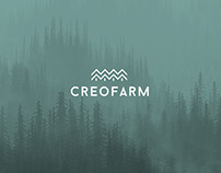 CREOFARM - Brand Identity