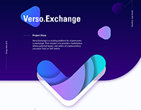 Logo -Verso exchange