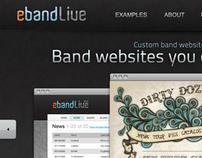 eBandLive Website