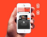 FlexBox - Responsive HTML5 Template