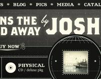 Josh Ritter Website