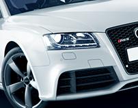 Audi RS5 Zero-G