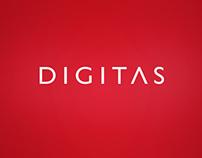 DIGITAS.com # Projet de refonte
