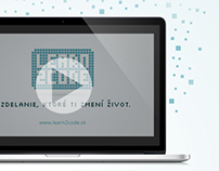Learn2Code motion graphic video