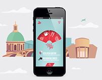 Le petit tou / App design