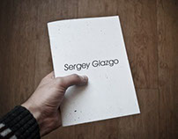 Zine with photographs by Sergey Glazgo
