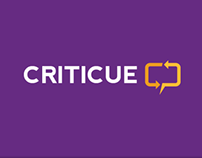 CRITICUE - Logo
