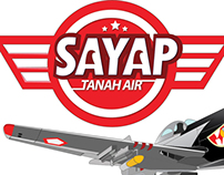 "Packaging Design ""Sayap Tanah Air"""