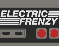 Electric Frenzy | Branding Package