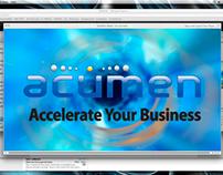 Acumen IT Motion Graphic