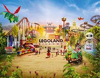 Legoland Resort Billund - Park Key Visual