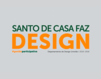 Motion Graphics - Santo de Casa Faz Design (2014)