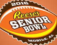 Reese's Senior Bowl - Rebrand Concept