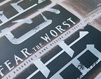 春天 - 惡夢 Fear the Worst ( 林伍德.巴克萊 Linwood Barclay 著 ) 書籍