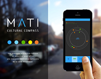 MATI - Interactive compass