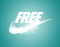 Golden - Nike Free