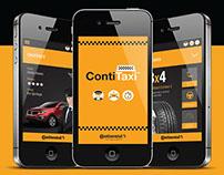 ContiTaxi - Propuesta para Continental