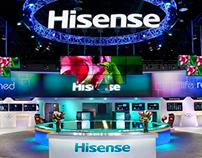 Hisense at CES 2013