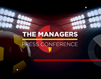 MUTV Managers Press Conference Pitch
