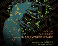 Music Event Designs (Digital & Print)