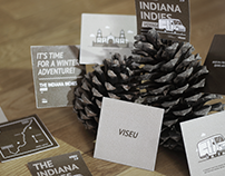 The Indiana Indies 2.0 - Branding Viseu