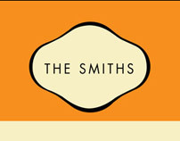The Smiths - Book covers
