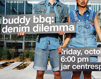 Buddy BBQ: Denim Dilemma