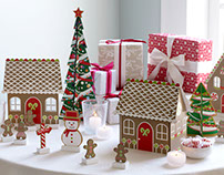 GingerVillage™ holiday collection