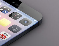 iPhone 6.  An edgy concept.