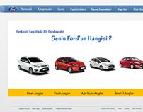 Ford Web Sitesi