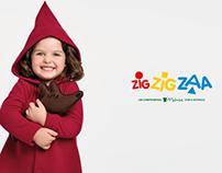 Zig Zig Zaa – Campanha Outono-Inverno 2013