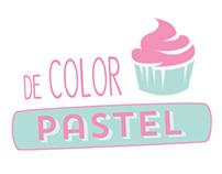 De color pastel