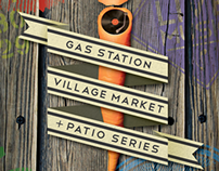 Gas Station Village Market
