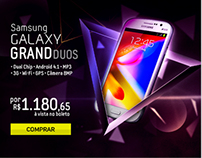 Samsung Galaxy Grand Duos - Webfones