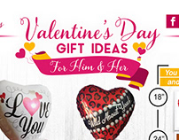 L.A. Speciality Greetings Valentine's Day Advert