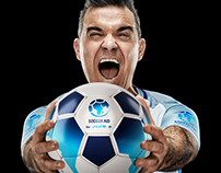 UNICEF | Soccer Aid 2018 - Robbie Williams