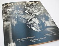 """Art of Equestrian"" Magazine"