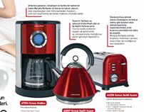 Morphy Richards ad