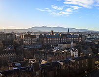 Edinburg Scotland