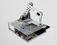 Design of a Robotic Arm