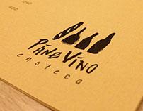 Logotype Pane Vino