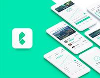 iBillionaire | UI / UX IOS app