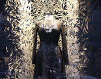 Window Display- Josie Natori
