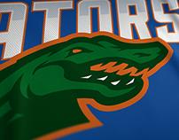 Florida Gators Rebrand Concept