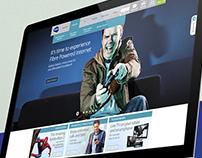 Melita Website UI/UX