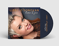 LIBBY O'DONOVAN - Home To You, CD Packaging