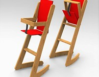 High Chair Redesign
