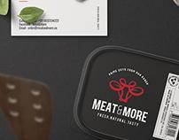Meat & more - Branding