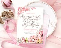 Wedding invitation suites for Wedindiy